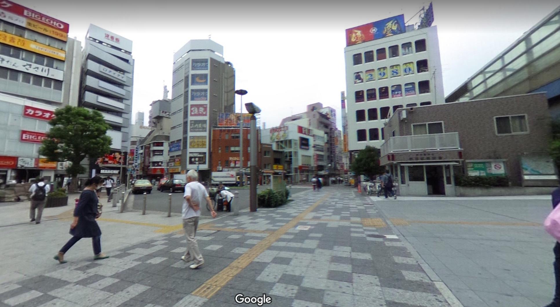 赤羽駅東口交番