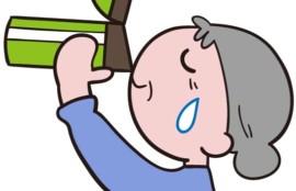 抗コリン作用による口渇